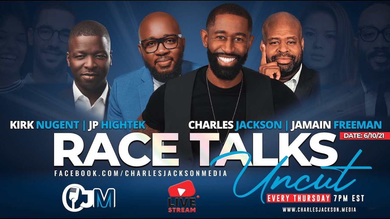 The Truth About Black Culture Clash |JP Hightek, Kirk Nugent, Jamain Freeman (Live on 6/10 7PM EST)