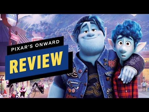Pixar's Onward Review
