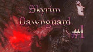 Прохождение TES V: Dawnguard #1 Пробуждение