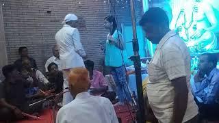 Achyutam Keshavam Bhajan sing by Madhubala