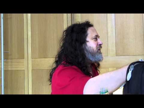 Richard Stallman Copyleft