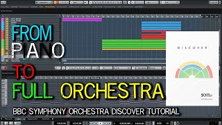FROM PIANO TO FULL ORCHESTRA - BBC SYMPHONY ORCHESTRA DISCOVER TUTORIAL #ONEORCHESTRA