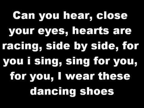 DEV - Dancing Shoes [Lyrics On Screen] 2012