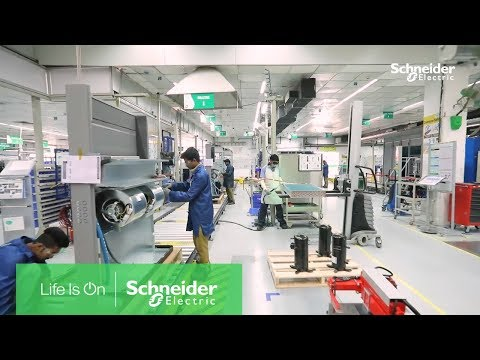 Schneider Electric IT BU BEF Factories | An Inside Look