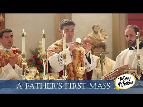 A Father's First Mass
