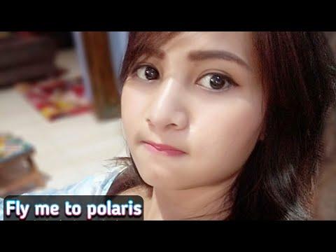 Fly Me To Polaris (lirik lagu-Xing Yu Xin Yuan)