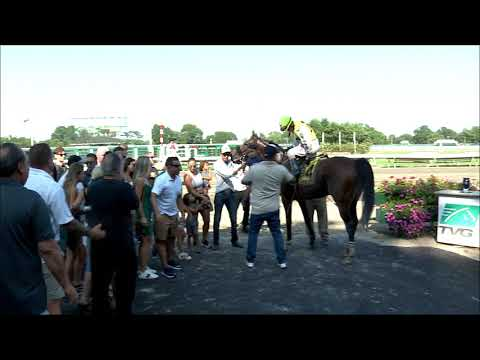 video thumbnail for MONMOUTH PARK 8-4-19 RACE 9