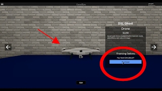 [Roblox: Vehicle Simulator] How to Get a Drone!?!