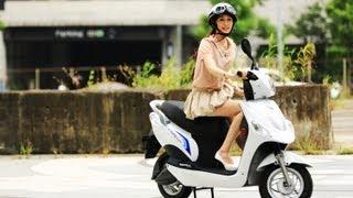 e-moving電氣摩托車