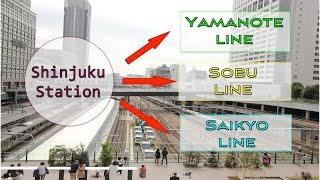How To Buy Train Tickets In Tokyo: Purchasing A Ticket For The JR Line