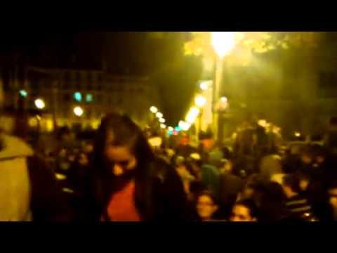 Paris demo for Kobani!!