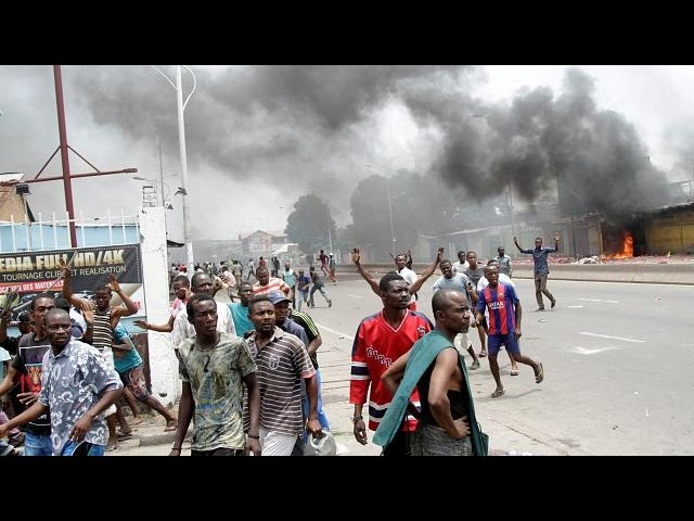 At least 17 dead in anti-Kabila protests in DR Congo