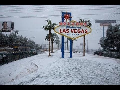 Walter Brown - Snow in VEGAS?