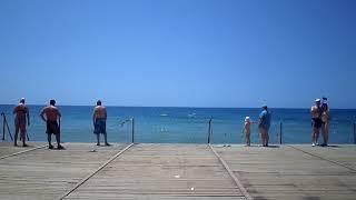 hedef resort & spa 5 6 пляж