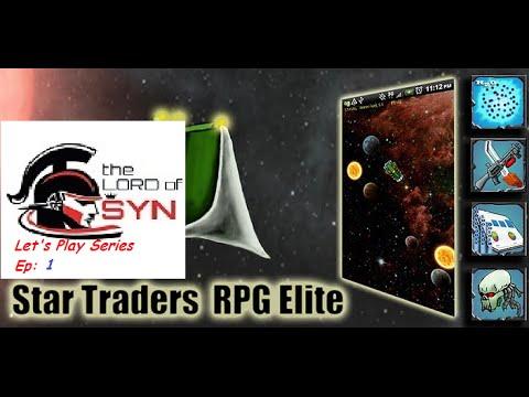 Let's Play Star Traders RPG Elite Ep 1
