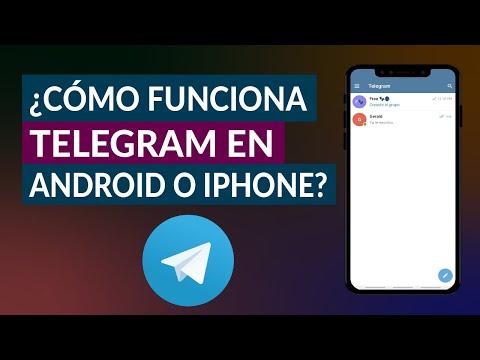 Cómo Funciona, se Usa y Configura Telegram en Android o iPhone - Paso a Paso