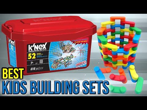 10 Best Kids Building Sets 2016