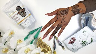 My Secret Henna Paste Recipe