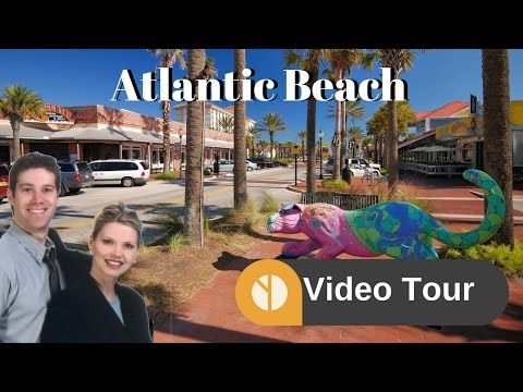 Atlantic Beach | Video Tour of Neighborhoods & Homes