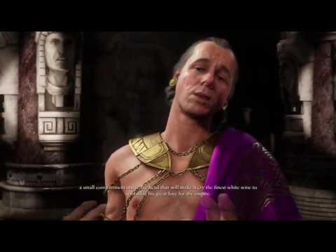 Ryse Son Of Rome Cut-Scenes Movie Part 2