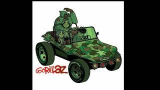 Gorillaz - Punk (Bass Boosted)