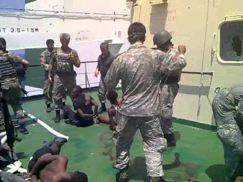 Iranian Ship released of pirate
