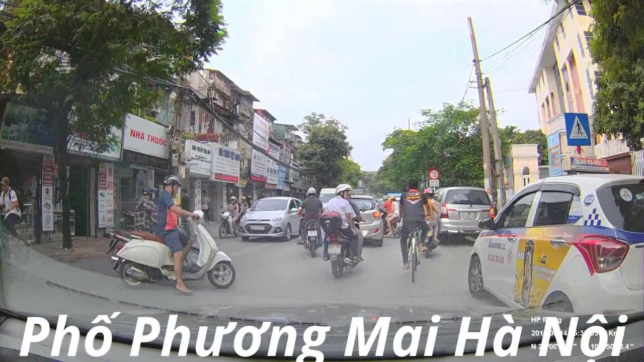 Ngõ 2 Phố Phương Mai Hà Nội | Hà Nội Phố - YouTube