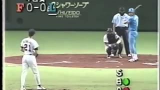 1993 西崎幸広 2 VS 渡辺久信 6 1993 西崎幸広 2 VS 渡辺久信 6. 1993 ...