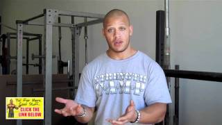How To Build Muscle Size And Density