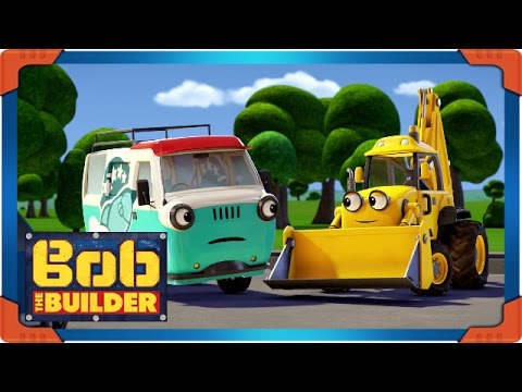bob the builder meet roley to rescue