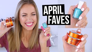 APRIL FAVORITES || NEW Makeup I've Been Loving!, #MonthlyFavorites