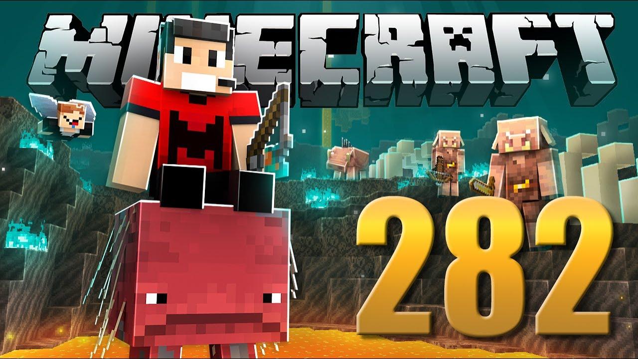 O Novo Nether | O Filme | - Minecraft Em busca da casa automática #282