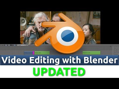 17.1 - Blender Video Editing (Rendering H.264 video / Testing bitrate)
