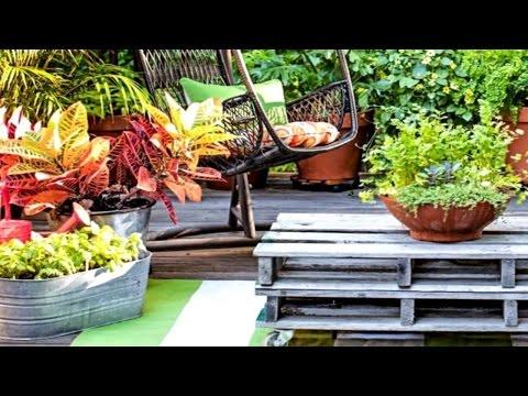 38 Creative Container Garden Ideas