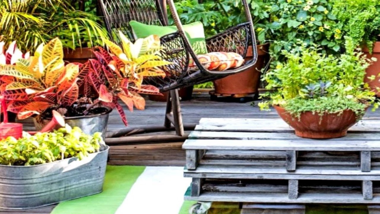 38 creative container garden ideas youtube for 38 garden design ideas