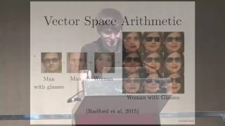 NIPS 2016 Workshop on Adversarial Training - Ian Goodfellow - Introduction to GANs