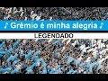 LEGENDADO - Nova música ♪ Grêmio é minha alegria ♪. Geral do Grêmio