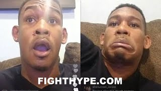 DANIEL JACOBS STUNNED REACTION TO CANELO VS. GOLOVKIN DRAW; BREAKS DOWN PERFORMANCES