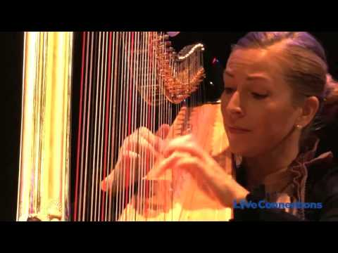 Danse sacree et danse profane for harp & strings