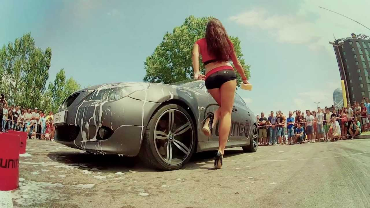 Tuning Show Sofia Drift Girls And Cars Illumotion Media