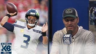 Is Russell Wilson THE BEST QB in the NFL? | Kanell & Bell