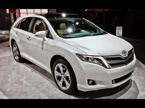 Toyota Venza 2016 >> 2016 Toyota Venza Crossover Suv Concept Youtube
