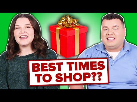Retail Workers Share Holiday Shopping Tips