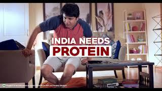 India on Muscle Health | Protinex