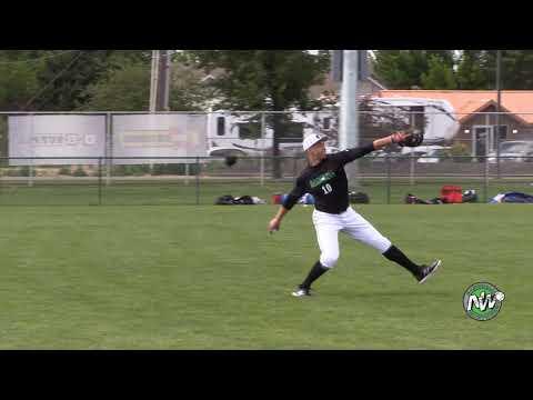 Ayric Robinson - PEC - OF - Centennial HS (ID) June 8, 2020