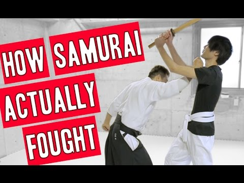 How samurai movies are wrong | A lesson in Aikido