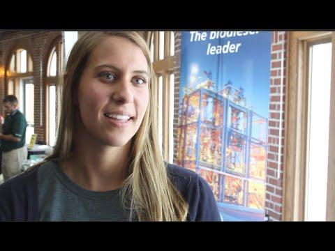 Job Fair: Renewable Energy Group loves UI Liberal Arts students