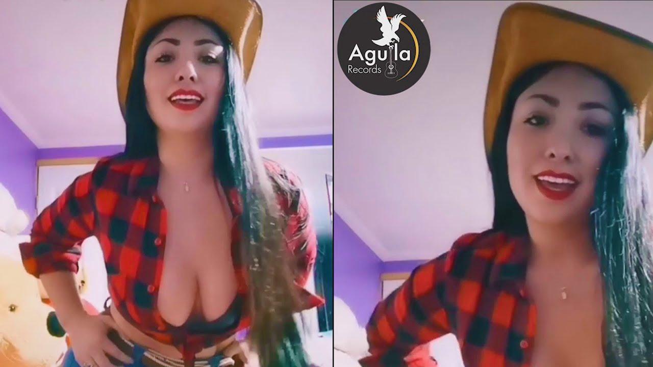 LOS TREMENDOS LAURELES  - Mix laureliao - Baile hermosa y  bella mujer