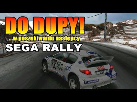 DO DUPY #25: W poszukiwaniu następcy Sega Rally