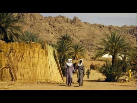 Spedizione nel massiccio montuoso del Tibesti, in Tchad
